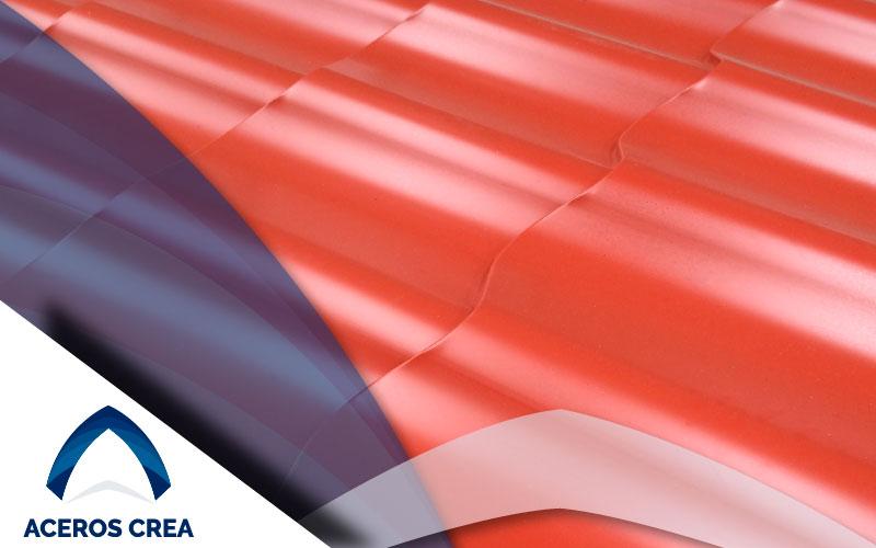 Láminas ultrateja de PVC para techos