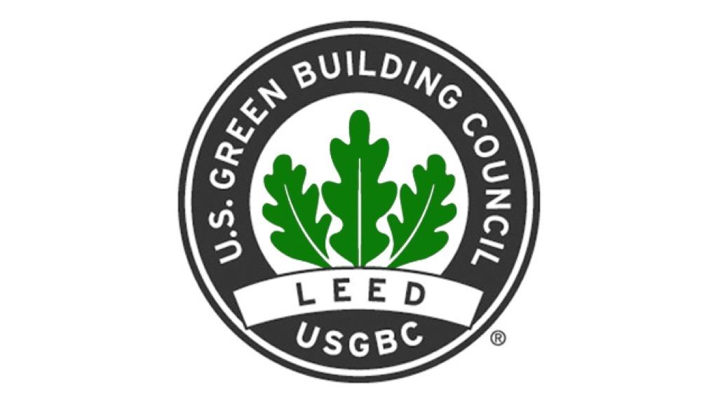 Logo de la certificación LEED