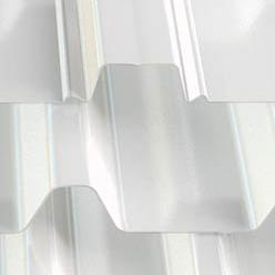 Acrylit lámina acanalada