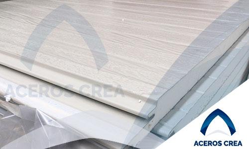 Panel de acero Superwall