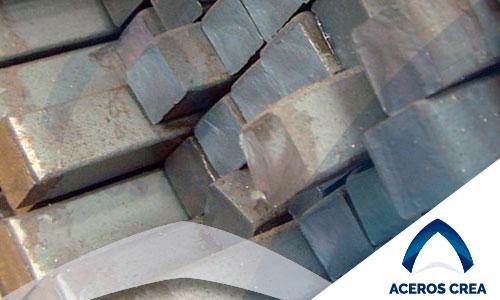 PErfiles comerciales de acero Cuadrado
