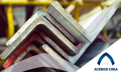 Perfiles Comerciales de acero Angulo