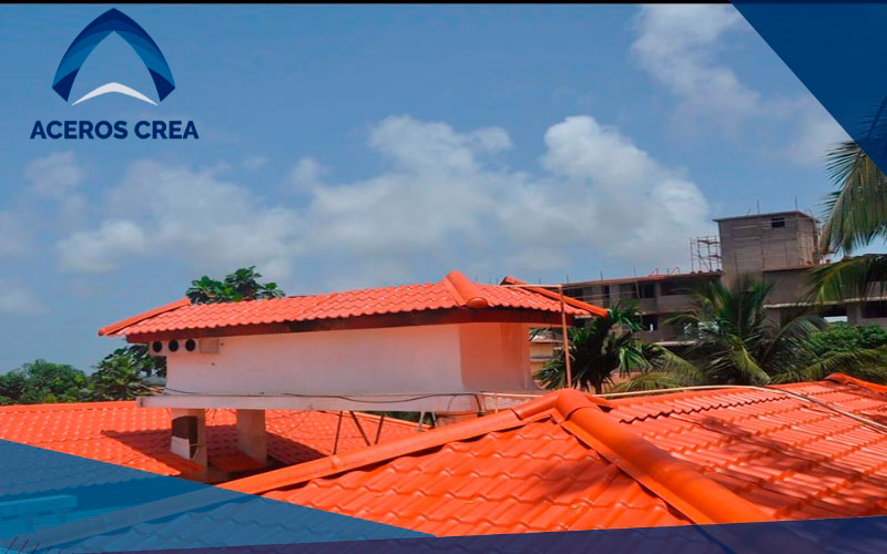 Una Ultrateja de PVC es calida, flexible y accesible para instalar en techos. ¡Somos fabricantes de láminas! Enviamos pedidos a todo el país.