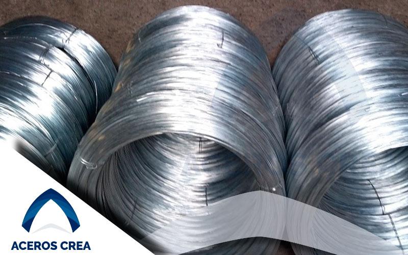 Venta de alambre galvanizado de acero