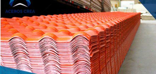 La lámina de PVC ultrateja es una imitación de teja de barro hecha con un material plástico. Contamos con envíos a toda la república mexicana.