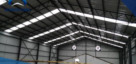 El techo es uno de los elementos más importantes, y se pueden hacer con lámina de acero. ¡Somos fabricantes y tenemos envíos a todo el país!
